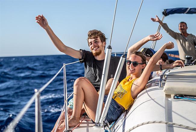 Dia Daily Sailing Trip Crete Heraklion