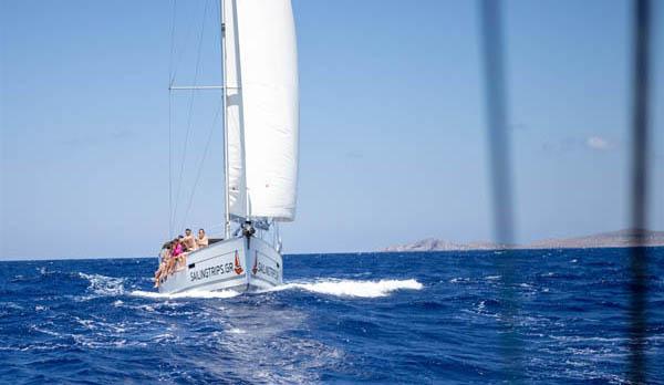 Sailing Trip with yacht crete Bavaria 45
