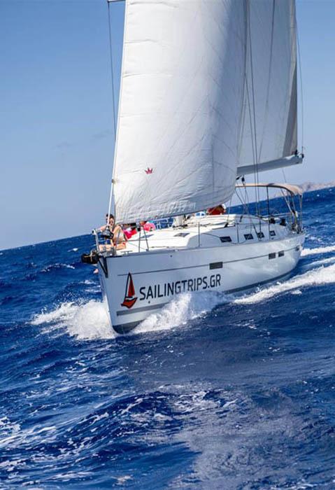 Bavaria Yacht Sailing Trip Crete
