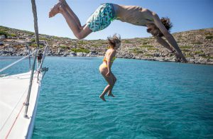 Elan 37 Sailing Trip To Dia Island Crete