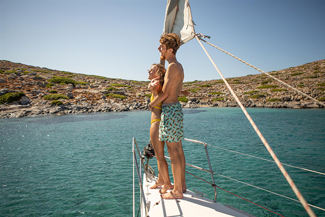 Sailing Trips Private Crete - Dia