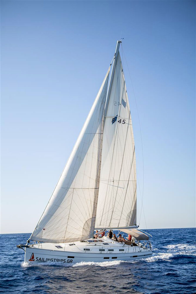 Sailing Trips Crete Yacht